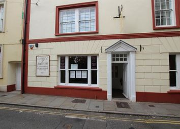 Thumbnail Retail premises to let in Lion Street, Brecon