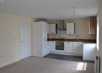 Thumbnail 2 bed flat to rent in Roman Road, Corby