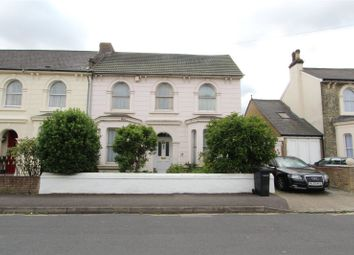 Thumbnail 5 bedroom semi-detached house for sale in St. James's Road, Gravesend, Kent