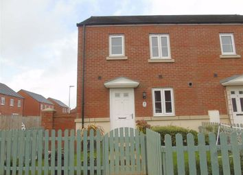 Thumbnail 3 bed end terrace house for sale in Clos Bowen, Stradey, Llanelli