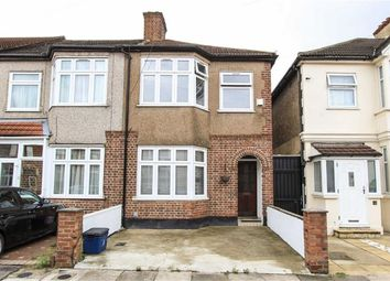 Thumbnail 3 bedroom semi-detached house for sale in Highbury Gardens, Seven Kings, Essex