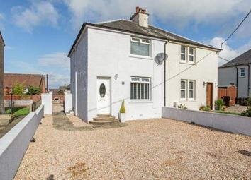 Thumbnail 2 bed semi-detached house for sale in North End, Cambusbarron, Stirling, Stirlingshire