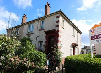 Thumbnail 1 bed flat for sale in Sorn Street, Glasgow