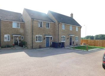 3 bed terraced house for sale in Dotterel Way, Stowmarket IP14