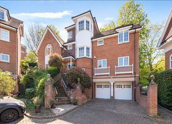 Thumbnail 5 bed detached house for sale in Cholmeley Park, London