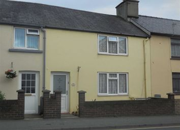 Thumbnail 2 bed cottage for sale in Lewis Terrace, Aberystwyth, Ceredigion