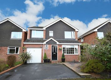 Thumbnail 4 bed detached house for sale in Berrymound View, Hollywood, Birmingham