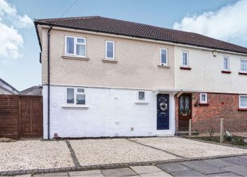 Thumbnail 4 bed semi-detached house for sale in Comyne Road, Watford