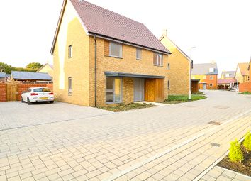 Thumbnail 3 bed detached house to rent in John Wells Mews, Ashford