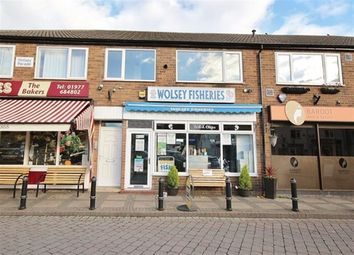 Thumbnail 1 bed flat to rent in Wolsey Parade, Sherburn In Elmet, Leeds