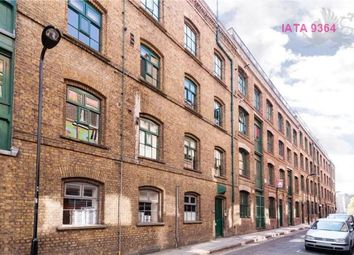 Thumbnail 2 bed flat to rent in Curtain Road, London
