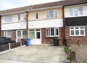 Thumbnail 3 bed terraced house to rent in Dukes Avenue, Grays