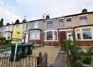 2 bed terraced house for sale in Turner Road, Coventry CV5