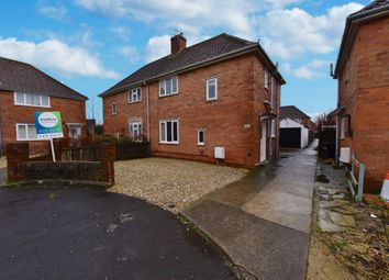 Thumbnail 2 bed semi-detached house for sale in Hillcrest Road, Yeovil