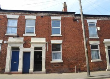 Thumbnail 3 bedroom terraced house to rent in Plungington Road, Preston