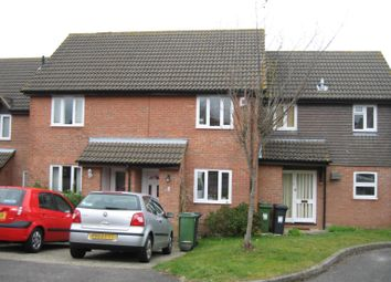 Thumbnail 2 bed terraced house to rent in Rochester Close, Basingstoke