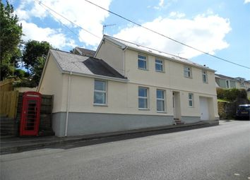 Thumbnail 4 bed detached house for sale in Victoria Road, Kenfig Hill, Bridgend, Mid Glamorgan