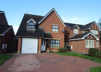 Thumbnail 3 bed detached house for sale in Plas Ffynnon Way, Oswestry