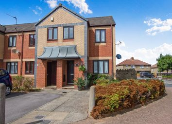 Thumbnail 2 bed end terrace house for sale in Loughman Close, Kingswood, Bristol