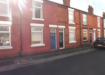 Thumbnail 2 bed terraced house for sale in Slater Street, Warrington, Cheshire