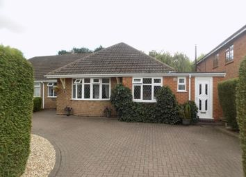Thumbnail 4 bed bungalow for sale in Station Road, Whitacre Heath, Coleshill, Birmingham