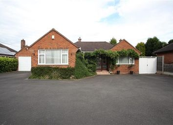 Thumbnail 4 bed bungalow for sale in Station Road, Nether Whitacre, Coleshill, Birmingham