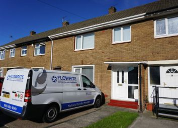 Thumbnail 3 bed terraced house for sale in Newsham Road, Blyth