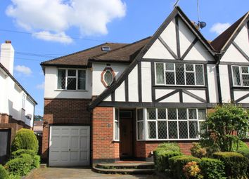 Thumbnail 5 bed semi-detached house for sale in Gleeson Drive, Farnborough, Orpington