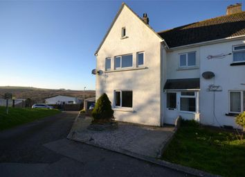 Thumbnail 4 bed semi-detached house for sale in Sunrising, Looe, Cornwall