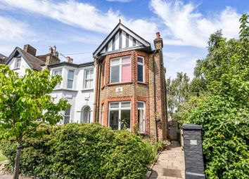 Thumbnail 4 bed semi-detached house for sale in Glebe Avenue, Woodford Green