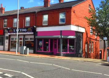 Thumbnail Retail premises for sale in Birkenhead CH42, UK