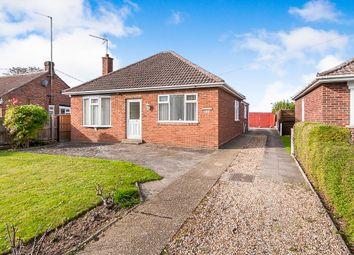 Thumbnail 3 bed detached bungalow for sale in Leverington Common, Leverington, Wisbech