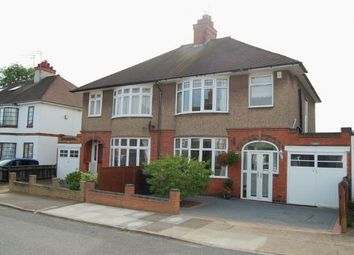Thumbnail 3 bed semi-detached house for sale in The Headlands, The Headlands, Northampton