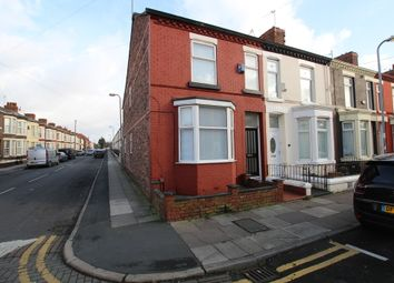 Thumbnail 3 bedroom end terrace house for sale in Cambridge Road, Bootle