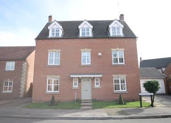 Thumbnail 5 bed detached house for sale in Syerston Way, Newark, Nottinghamshire.