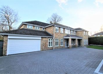 Thumbnail 6 bed detached house for sale in Westmorland Drive, Camberley, Surrey