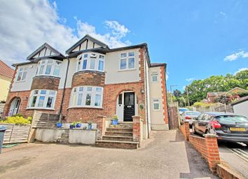 Thumbnail 4 bed semi-detached house for sale in Chadwell, Ware