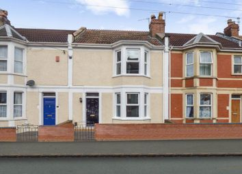 Thumbnail 4 bed terraced house for sale in Mendip Road, Windmill Hill, Bristol