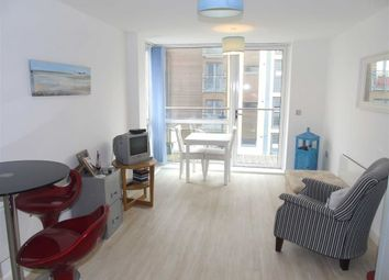 Thumbnail 1 bedroom flat for sale in Marina Villas, Maritime Quarter, Swansea