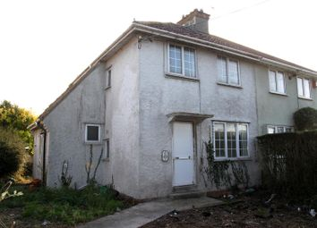 Thumbnail 3 bed semi-detached house for sale in Bridgwater Road, Bleadon, Weston-Super-Mare