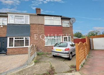 Thumbnail 3 bed end terrace house for sale in Edinburgh Crescent, Waltham Cross