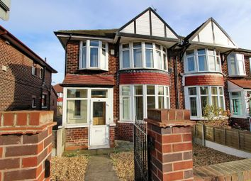 Thumbnail 3 bed semi-detached house for sale in Bury New Road, Whitefield, Manchester
