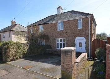 Thumbnail 3 bed property for sale in Newman Road, Exeter