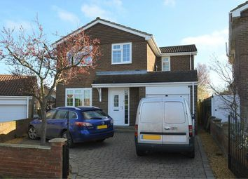 Thumbnail 5 bed detached house for sale in Woodbrook Close, New Marske, Redcar, North Yorkshire