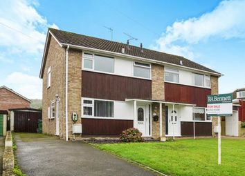 Thumbnail 3 bed semi-detached house for sale in Tennyson Road, Dursley, Gloucestershire, England