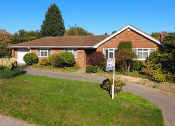 Thumbnail 3 bed detached bungalow for sale in Tilmore Gardens, Petersfield