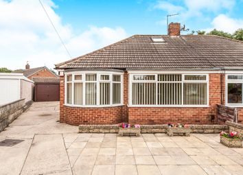 Thumbnail 2 bed semi-detached bungalow for sale in Premier Road, Stockton-On-Tees