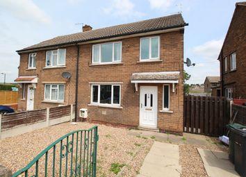 Thumbnail 3 bed semi-detached house for sale in Cresacre Avenue, Barnburgh, Doncaster