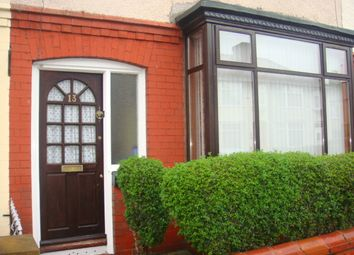 Thumbnail 3 bed terraced house to rent in Doric Road, Stoneycroft, Liverpool