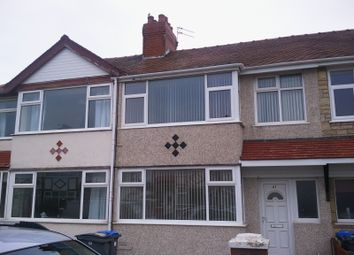 Thumbnail 4 bed terraced house to rent in Brentwood Avenue, Thornton Cleveleys